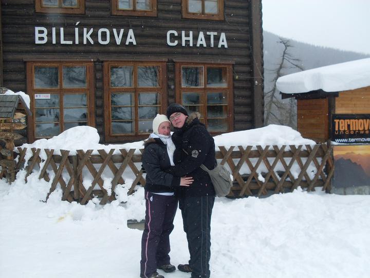 TY+JA=♥♥♥ - víkendík v Tatrách 2012