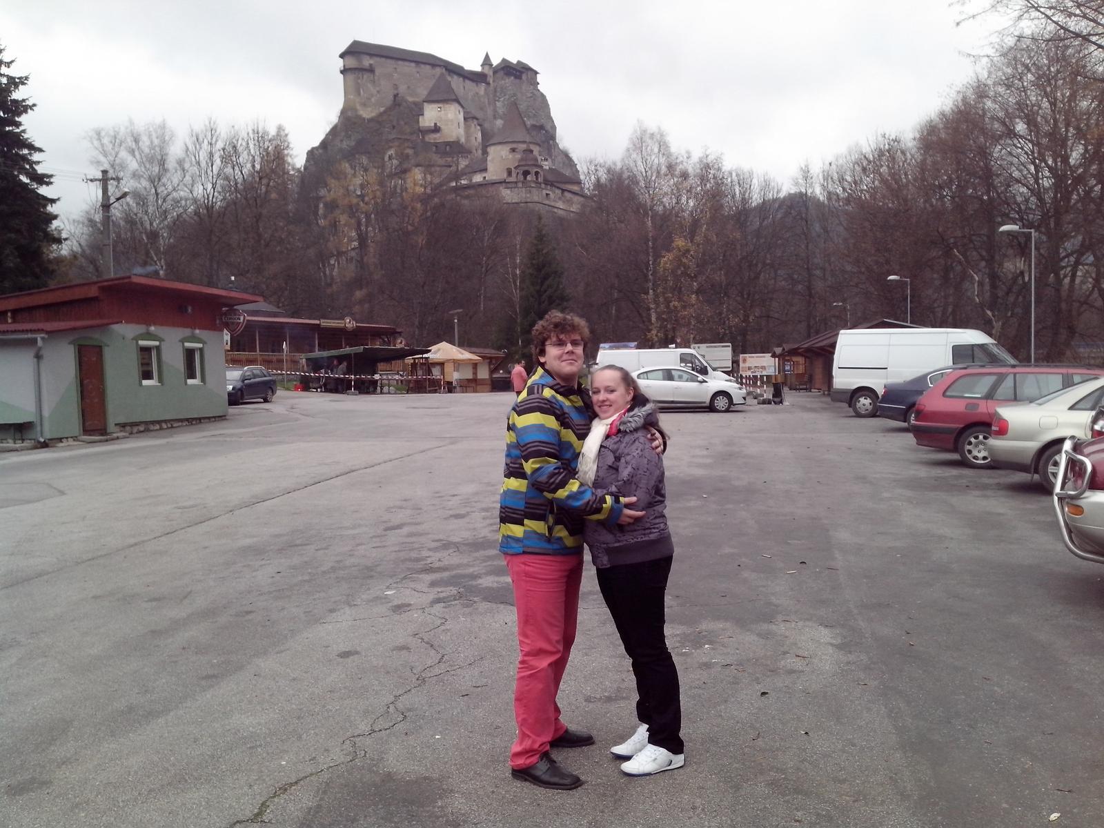 TY+JA=♥♥♥ - Oravský hrad 2013
