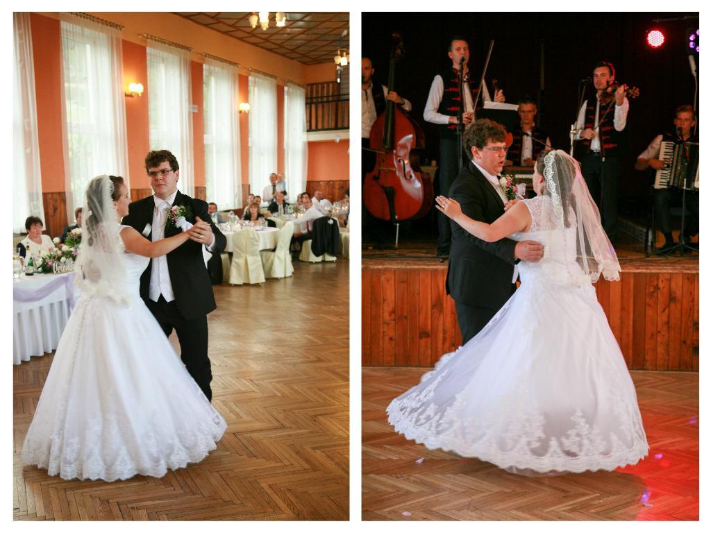 Veronika Ondášová{{_AND_}}Tomáš Mačák - svadobný tanec.....krááása