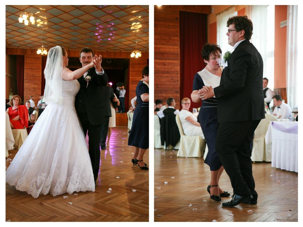 Veronika Ondášová{{_AND_}}Tomáš Mačák - tanečky s mojimi rodičmi