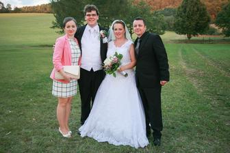 S mojou najlepšou kamarátkou Aničkou, jej manželíkom Majkom a bábatenkom v brušku