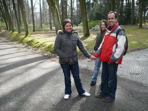 Kamarádi Roman a Monča - svatební hosté