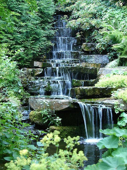 Voda v záhrade - Obrázok č. 85