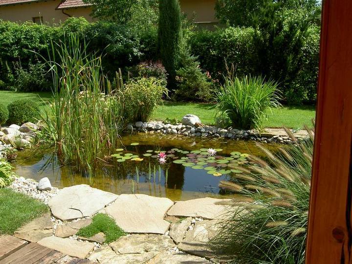 Voda v záhrade - Obrázok č. 94
