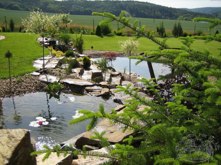 Voda v záhrade - Obrázok č. 97