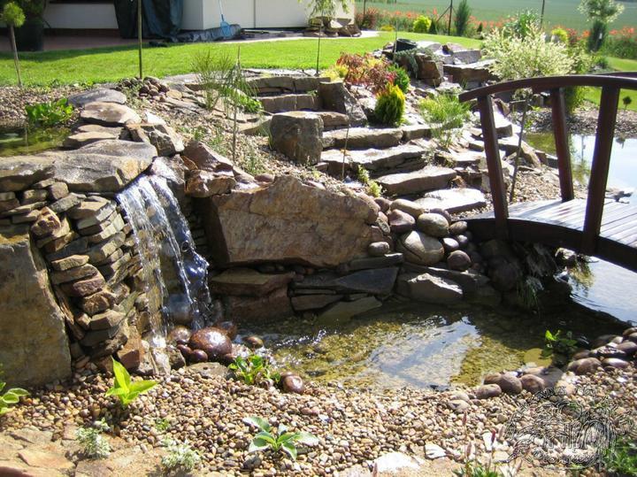 Voda v záhrade - Obrázok č. 100