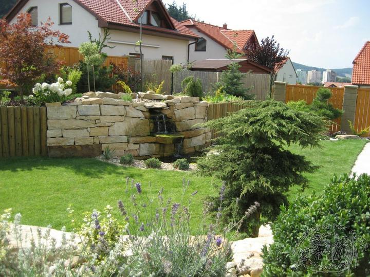 Voda v záhrade - Obrázok č. 108
