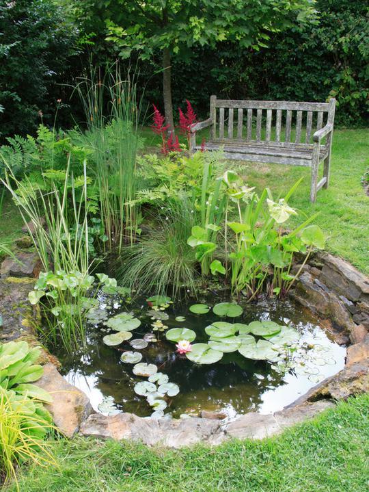 Voda v záhrade - Obrázok č. 110
