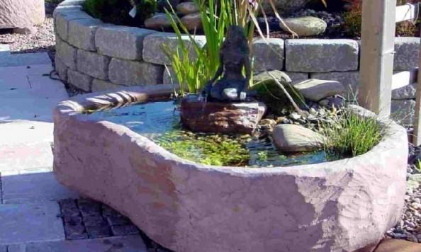 Voda v záhrade - Obrázok č. 118