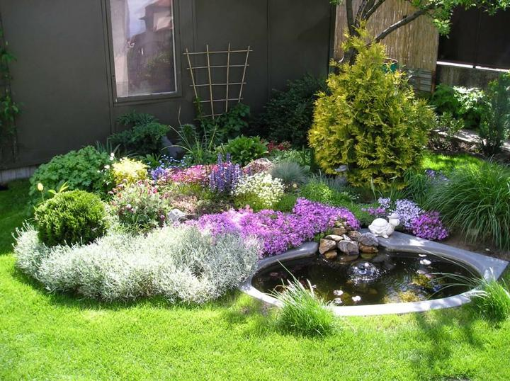 Voda v záhrade - Obrázok č. 123
