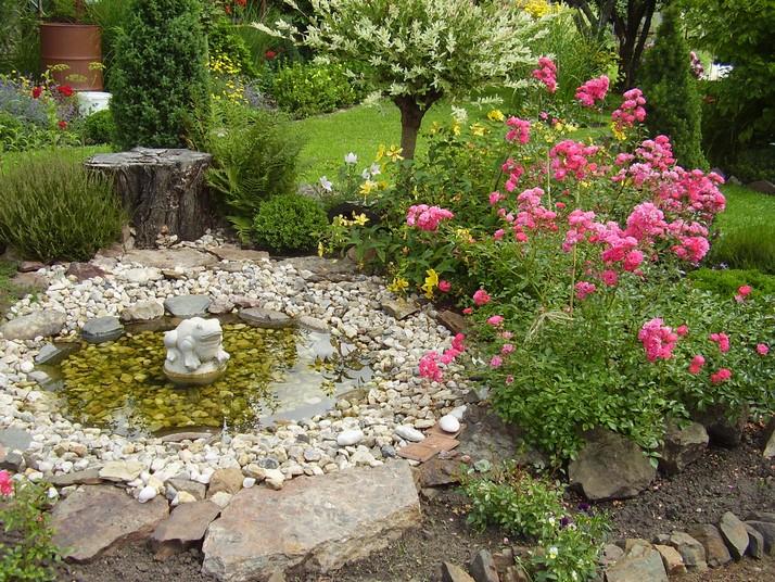 Voda v záhrade - Obrázok č. 125