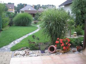trávy sú ozdobou záhrady