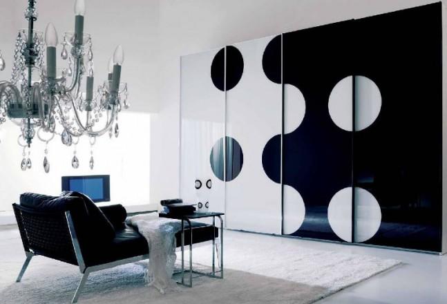 Black and White-zaujímavý kontrast - kombinácia,ktorá bude vždy nadčasová
