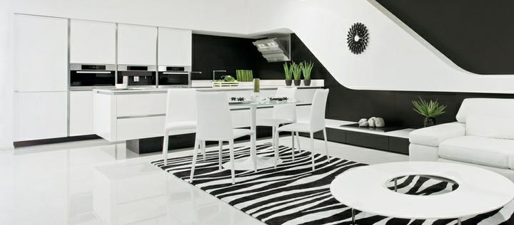 Black and White-zaujímavý kontrast - nádhera