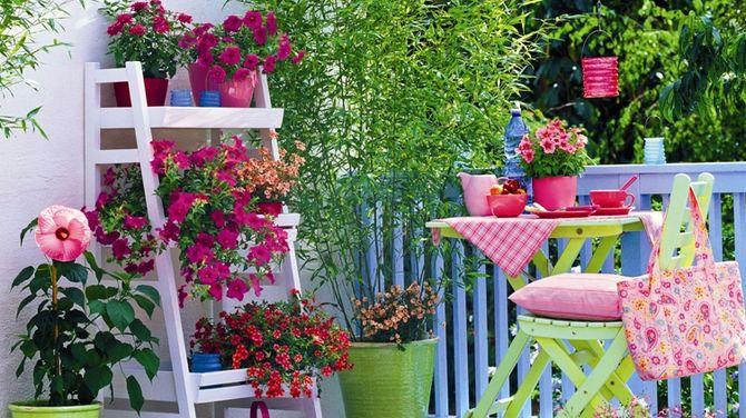 Balkonové a terasové zátišie - Obrázok č. 45