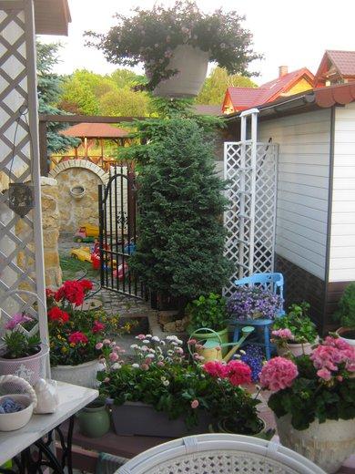 Balkonové a terasové zátišie - Obrázok č. 64