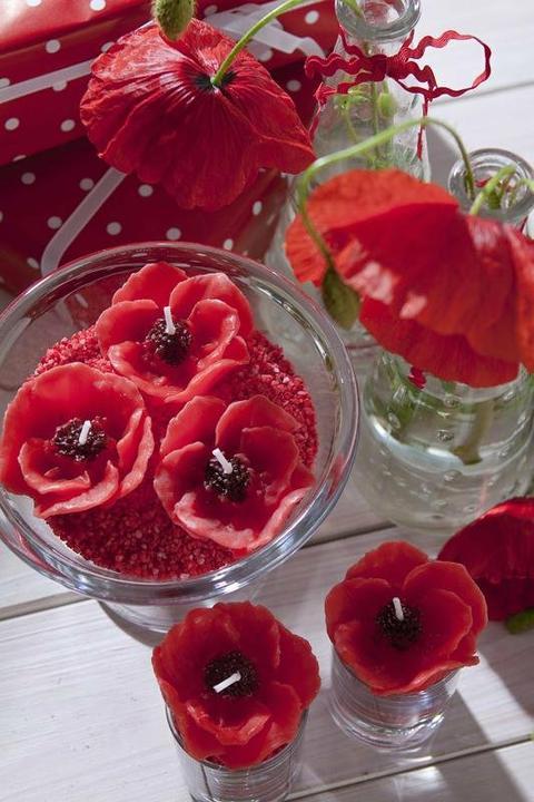 Dekorácie s lúčnymi kvetmi - Obrázok č. 13