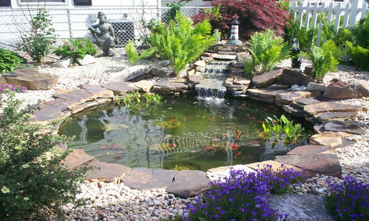 Voda v záhrade - Obrázok č. 163