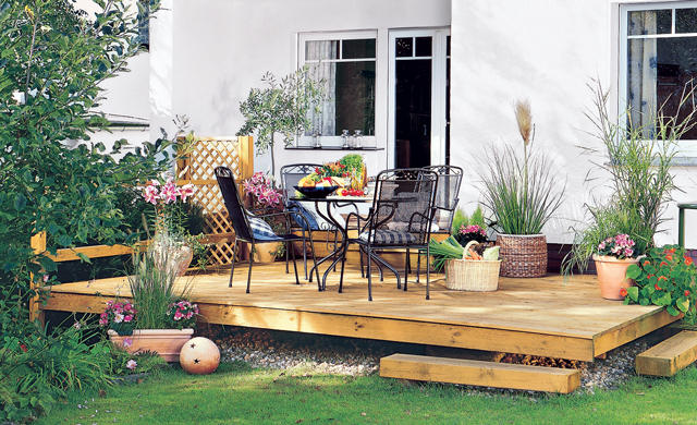 Balkonové a terasové zátišie - Obrázok č. 91