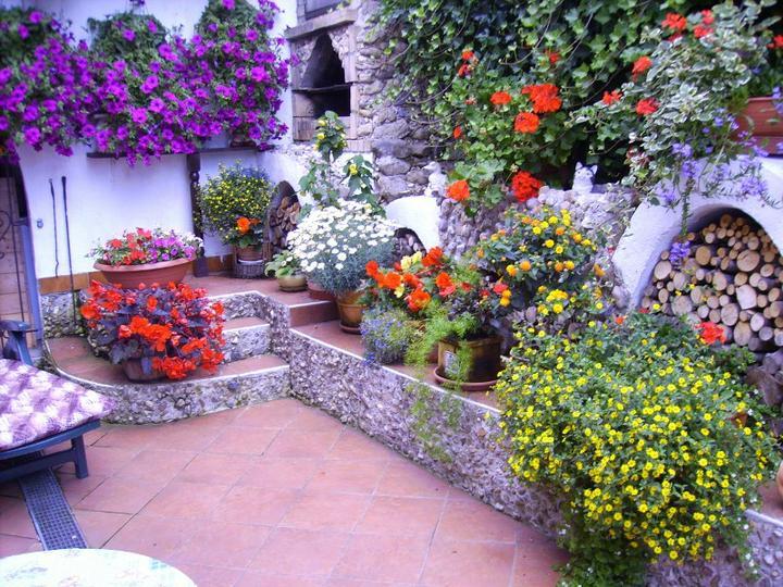 Balkonové a terasové zátišie - Obrázok č. 78
