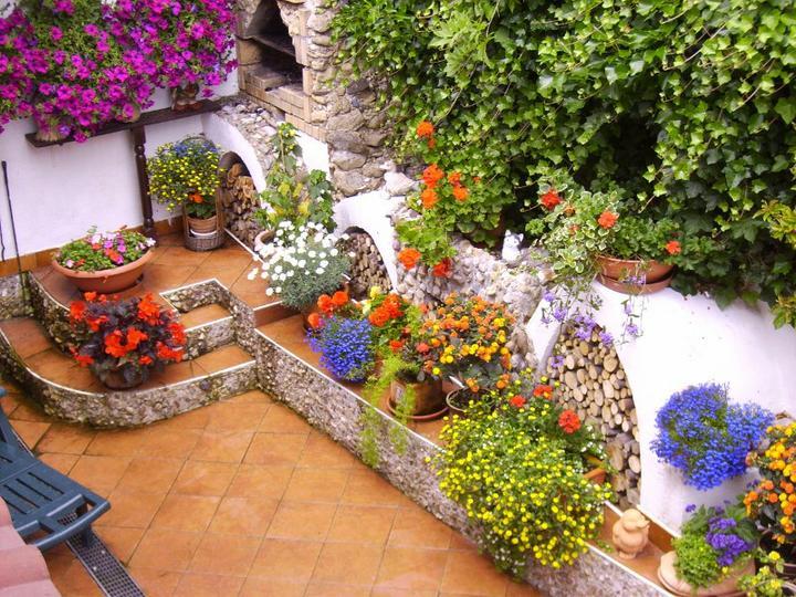 Balkonové a terasové zátišie - Obrázok č. 93