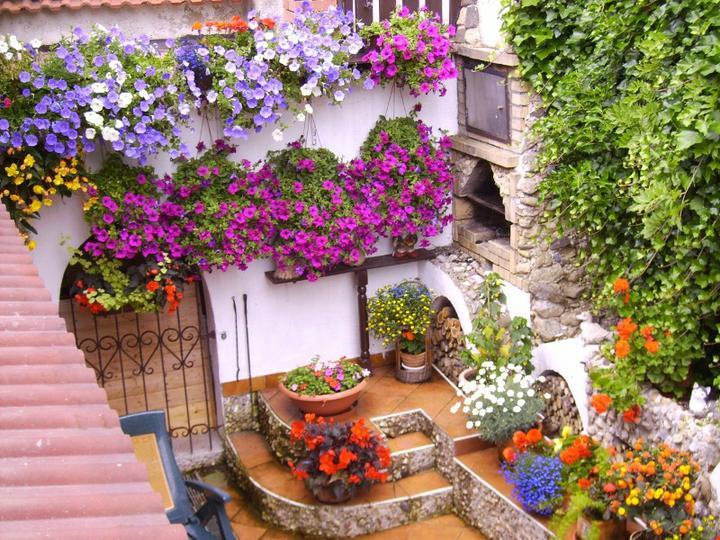 Balkonové a terasové zátišie - Obrázok č. 90