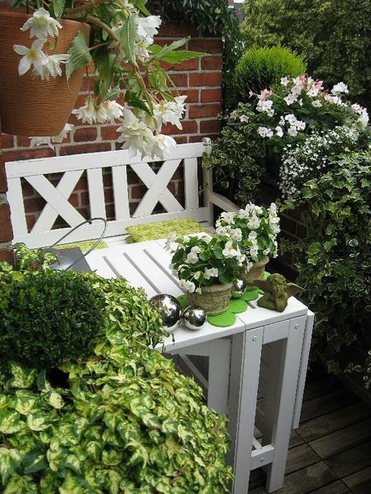 Balkonové a terasové zátišie - Obrázok č. 96