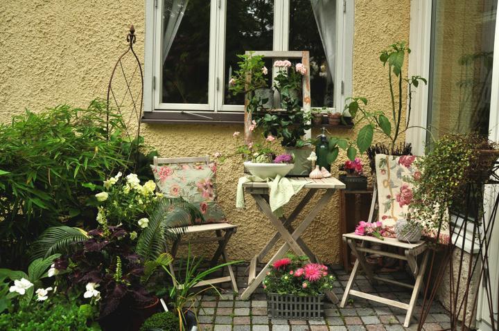 Balkonové a terasové zátišie - Obrázok č. 113