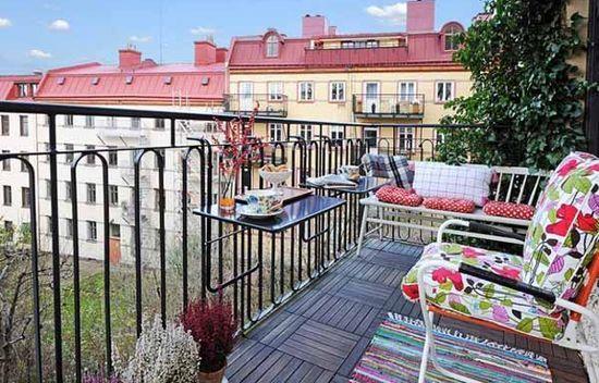 Balkonové a terasové zátišie - Obrázok č. 116