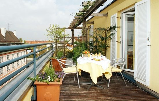 Balkonové a terasové zátišie - Obrázok č. 118