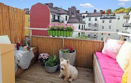 Balkonové a terasové zátišie - Obrázok č. 119