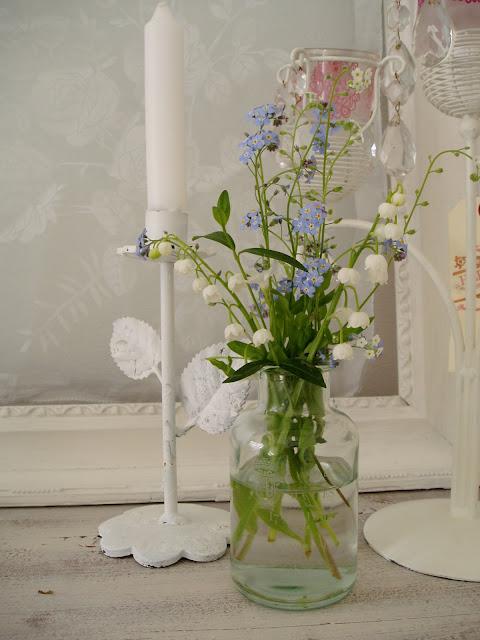 Dekorácie s lúčnymi kvetmi - Obrázok č. 89