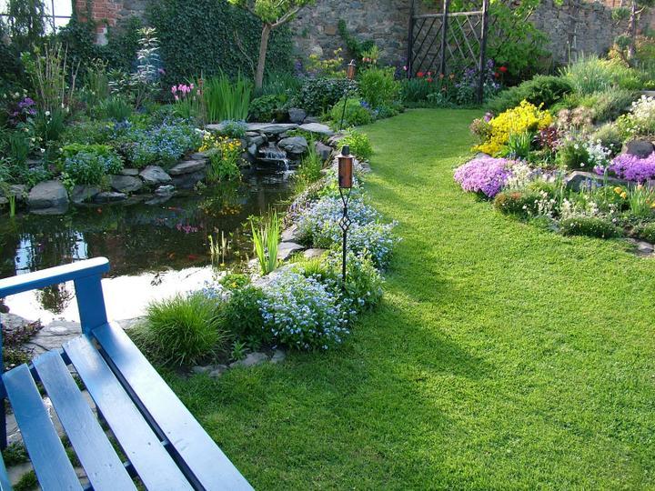 Voda v záhrade - Obrázok č. 174
