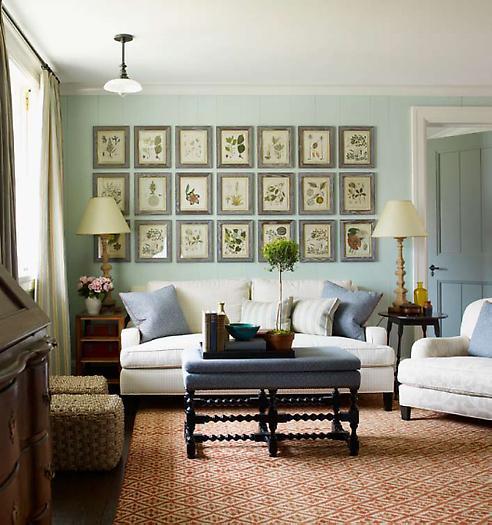 Interiér ako modrý sen - Obrázok č. 55