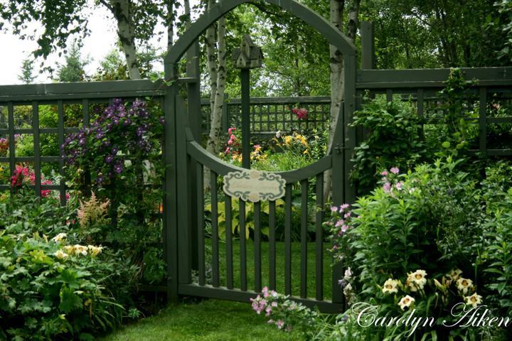 Krása divokej záhrady - Prosím,vstúpte...