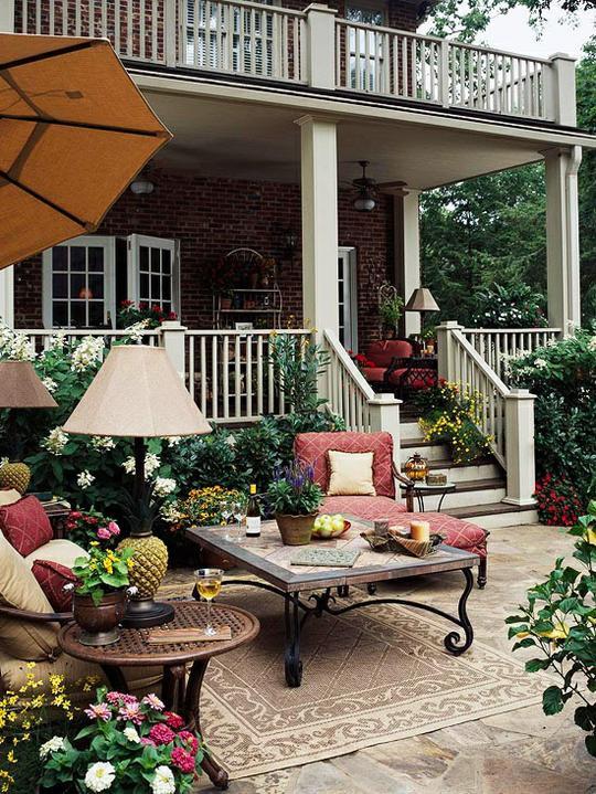 Balkonové a terasové zátišie - Obrázok č. 221