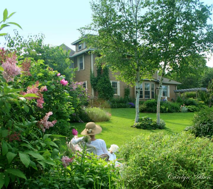 Krása divokej záhrady - Pre @thelma