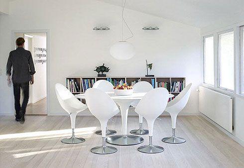 Biely interiér a jeho dekorácie - Obrázok č. 74