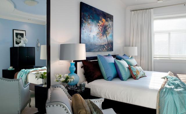 Interiér ako modrý sen II. - Obrázok č. 24