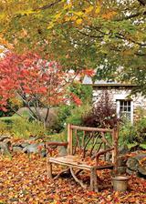 romantika jesenných dní-šuchotajúce lístie