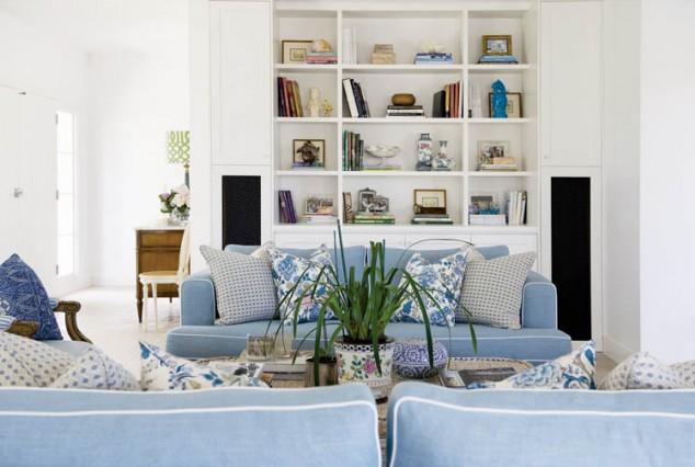 Interiér ako modrý sen II. - Obrázok č. 44