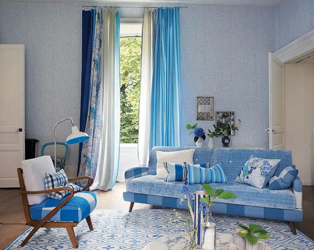 Interiér ako modrý sen II. - Obrázok č. 67