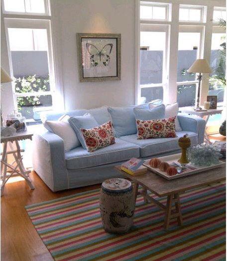 Interiér ako modrý sen II. - Obrázok č. 74