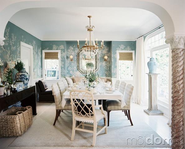 Interiér ako modrý sen II. - Obrázok č. 80