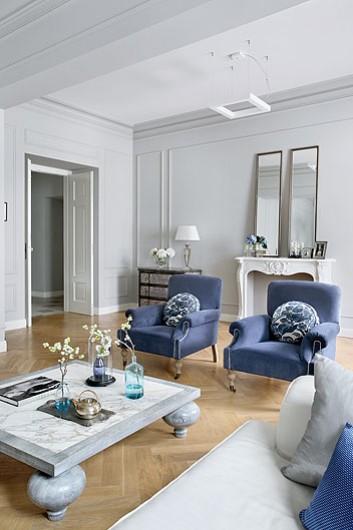 Interiér ako modrý sen II. - Obrázok č. 84
