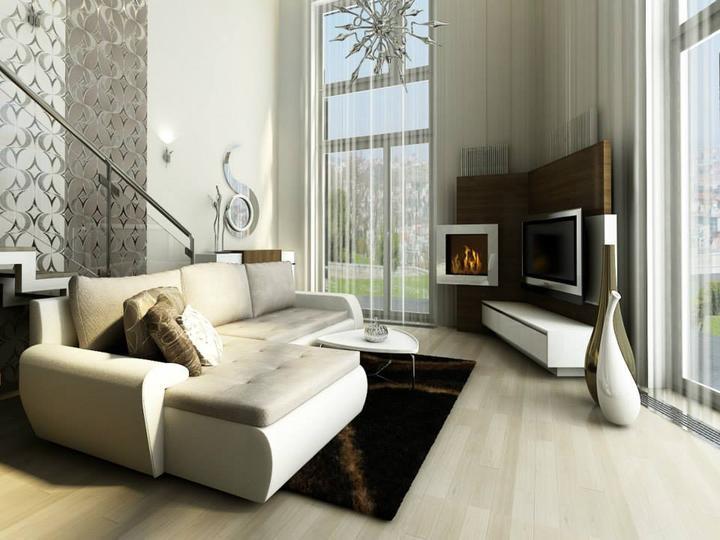 Krása a šarm moderných interiérov - Obrázok č. 2