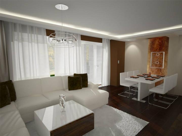 Krása a šarm moderných interiérov - Obrázok č. 16