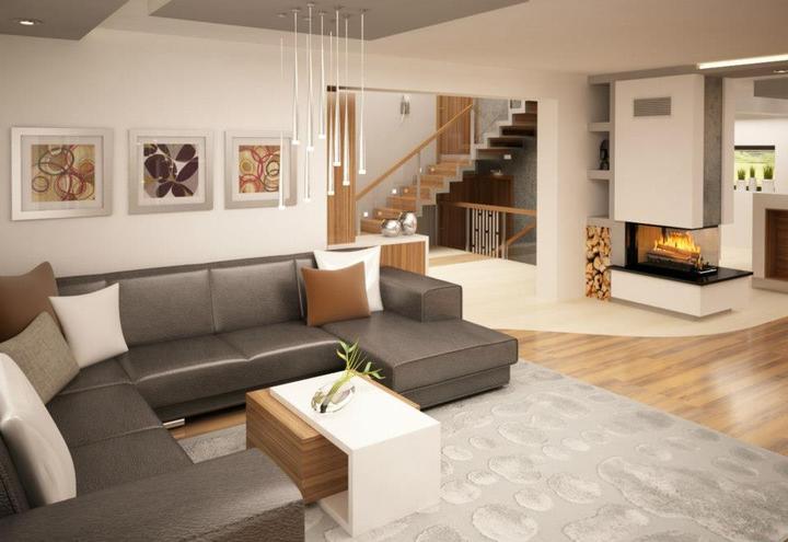 Krása a šarm moderných interiérov - Obrázok č. 20