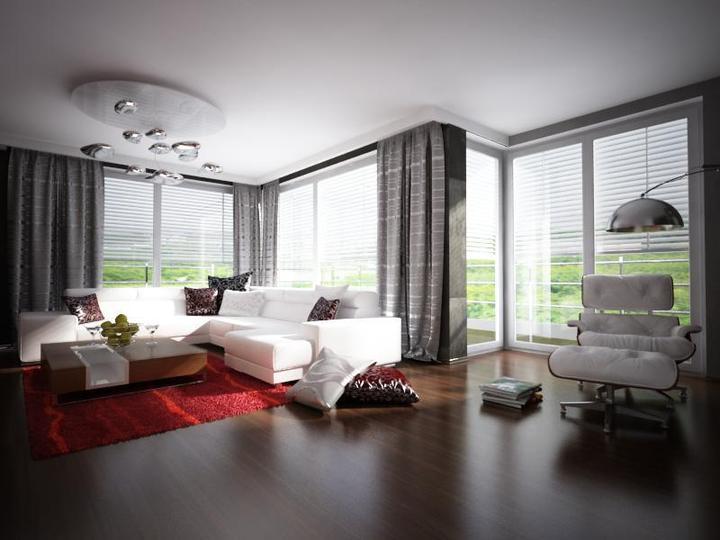Krása a šarm moderných interiérov - Obrázok č. 25