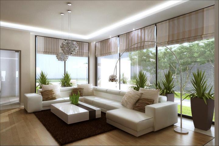 Krása a šarm moderných interiérov - Obrázok č. 26